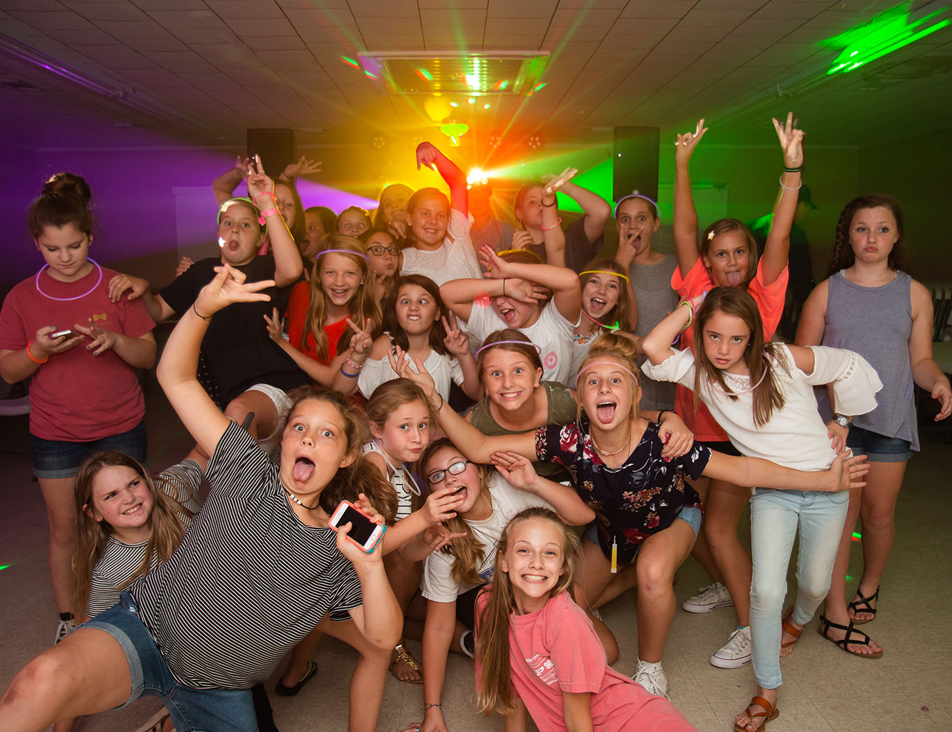 Teen Dances & Parties